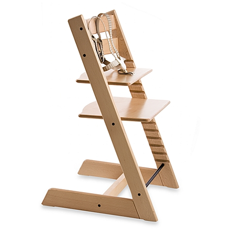 10 best baby high chairs of 2018 portable and adjustable for Stokke tripp trapp oak