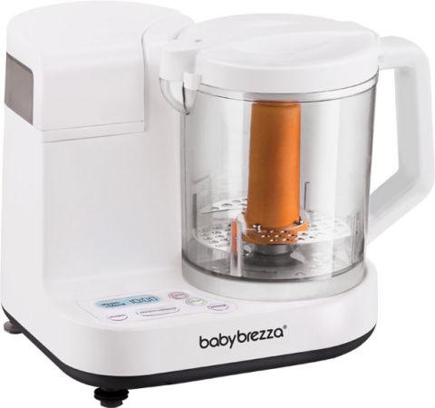 Baby Brezza Glass One Step Food Maker