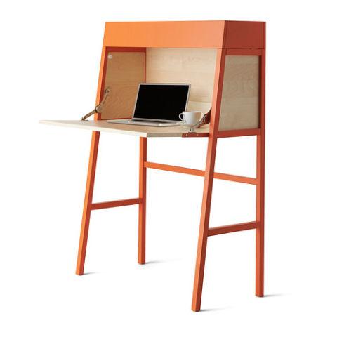 11 best secretary desks for small spaces in 2018 modern for Ikea in orange county