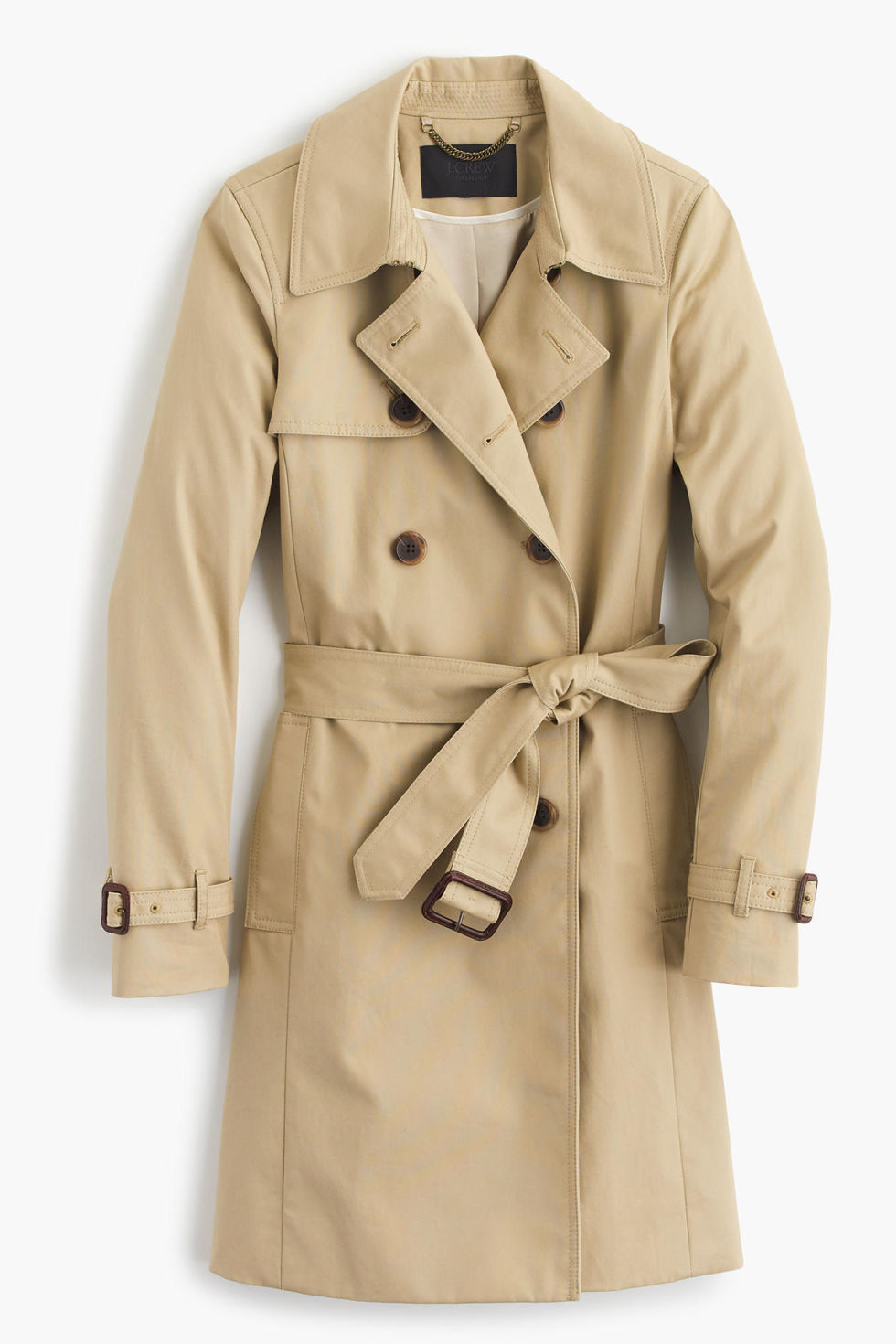 9 Best Beige Trench Coats for Fall 2017 - Classic Women's Trench Coats