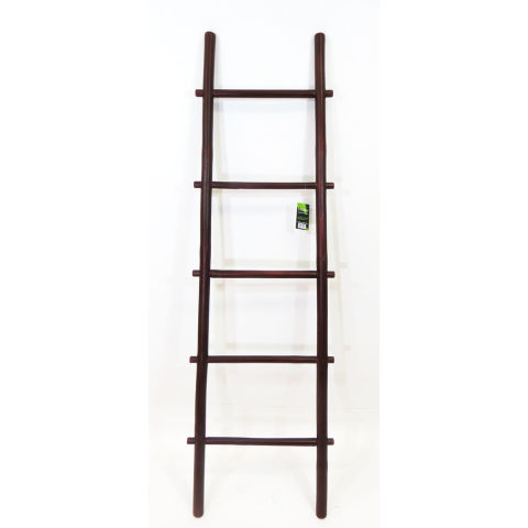 Master Garden Products Bamboo Ladder Rack