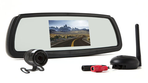 10 best wireless backup cameras of 2018 rear view backup cameras for every car. Black Bedroom Furniture Sets. Home Design Ideas