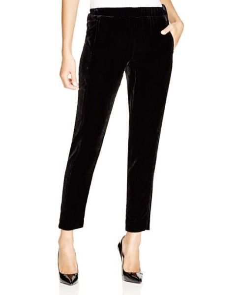 Velvet Pants For Women