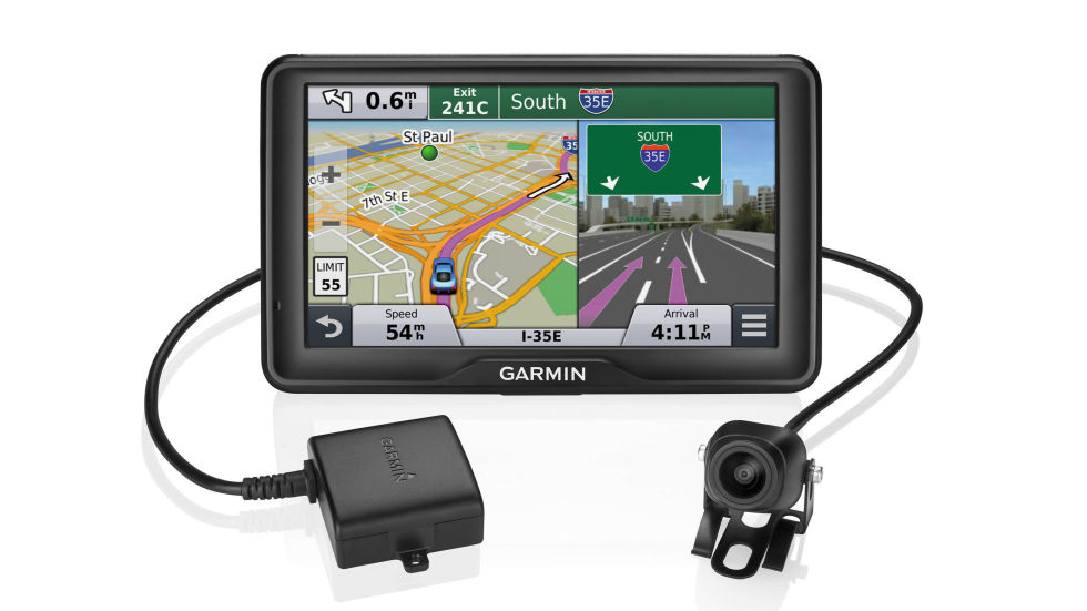 Wireless rearview camera about camera
