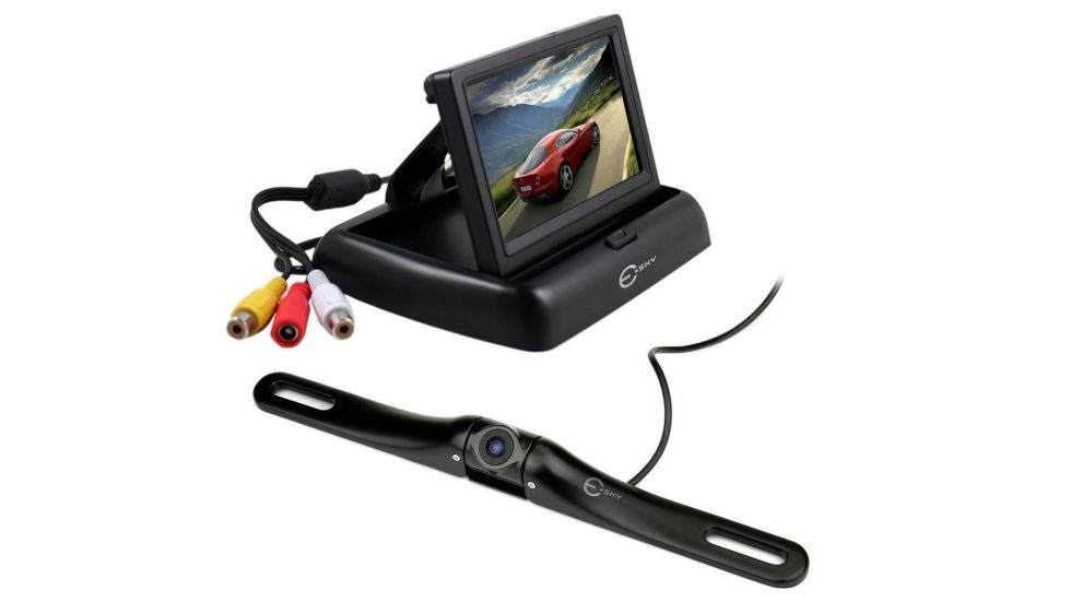 10 Best Wireless Backup Cameras of 2017 - Rear View Backup Cameras ...