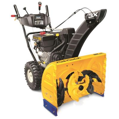 Cub Cadet 24-Inch Two-Stage Gas Snow Blower