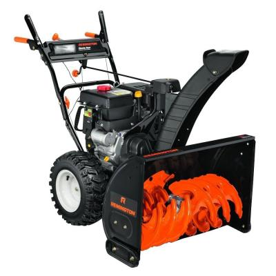 Remington 30-inch Two-Stage Gas Snow Blower