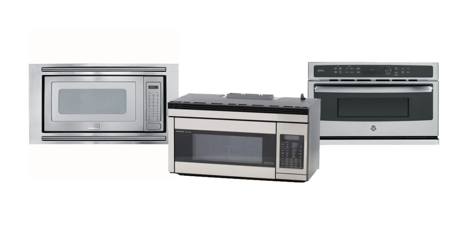Old fashioned microwave oven 12