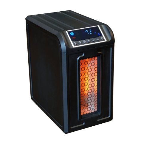 Elegant Lifesmart Medium Room Infrared Heater