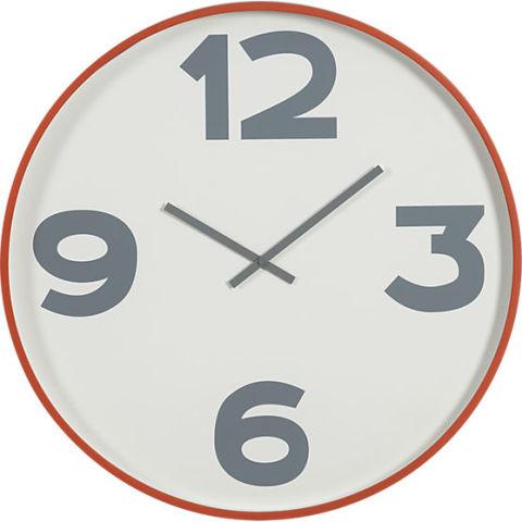Best Decorative Oversized Wall Clocks 2018 11 Large Wall