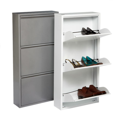 The Container Store Three Drawer Shoe Cabinet Part 34