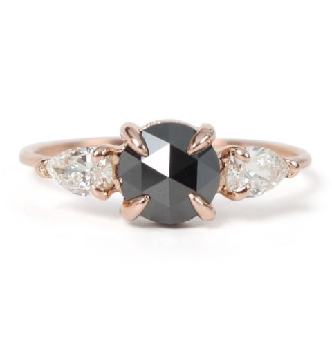 17 Most Unique Engagement Rings of 2017 Affordable Alternative Engagement R