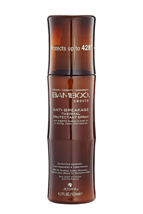 alterna haircare bamboo smooth anti-breakage thermal protectant spray
