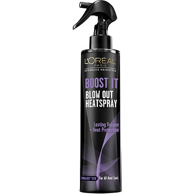 l'oread advanced hairstyle boost it blow out heatspray