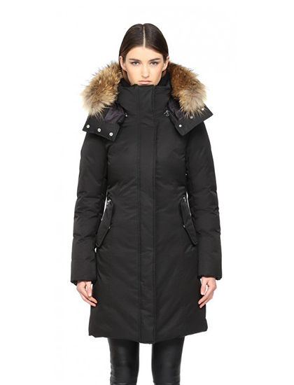canada goose jacket vs tna jacket