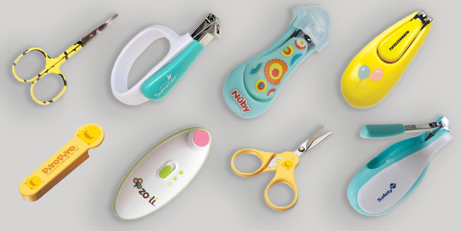 8 Best Baby Nail Clippers of 2017 Nail Trimmers and Clippers for