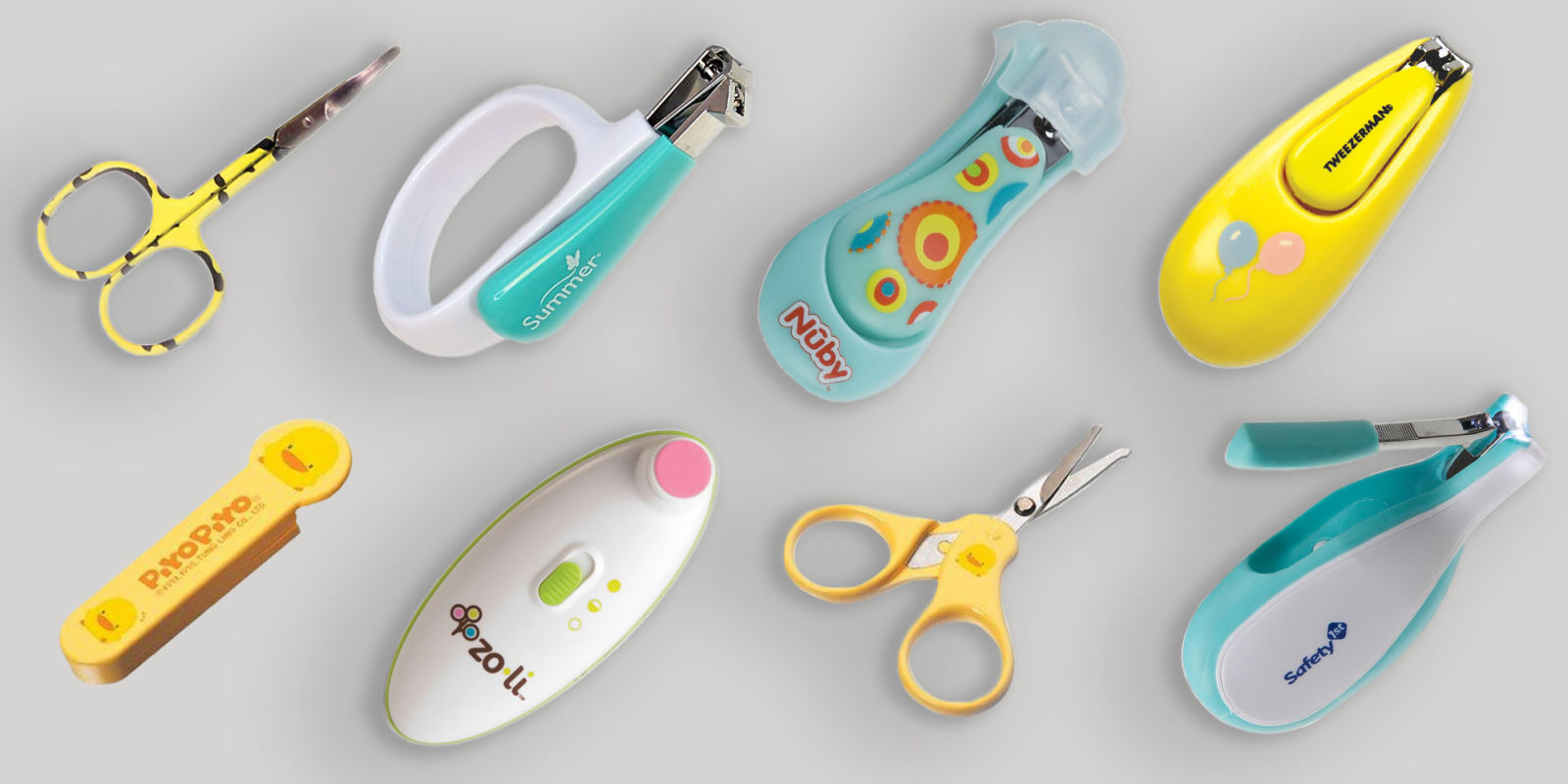 8 Best Baby Nail Clippers Of 2018 Nail Trimmers And