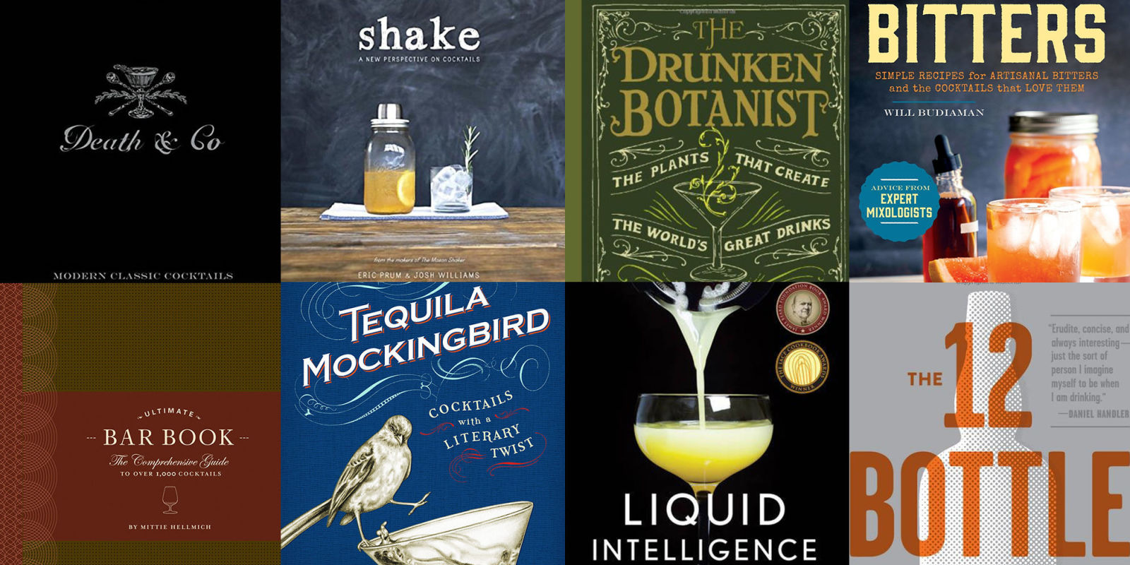 Bartender's Guide to the Most Popular Bar Drinks