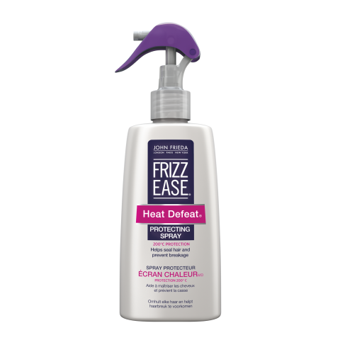 john frieda frizz ease heat defeat protection spray