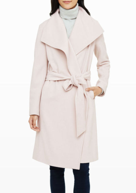 9 Best Wrap Coats for Women in Fall 2017 - Chic Wool and Belted ...