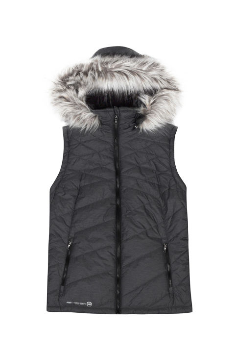 16 Best Women S Puffer Vests 2018 Down And Wool Puffyvests