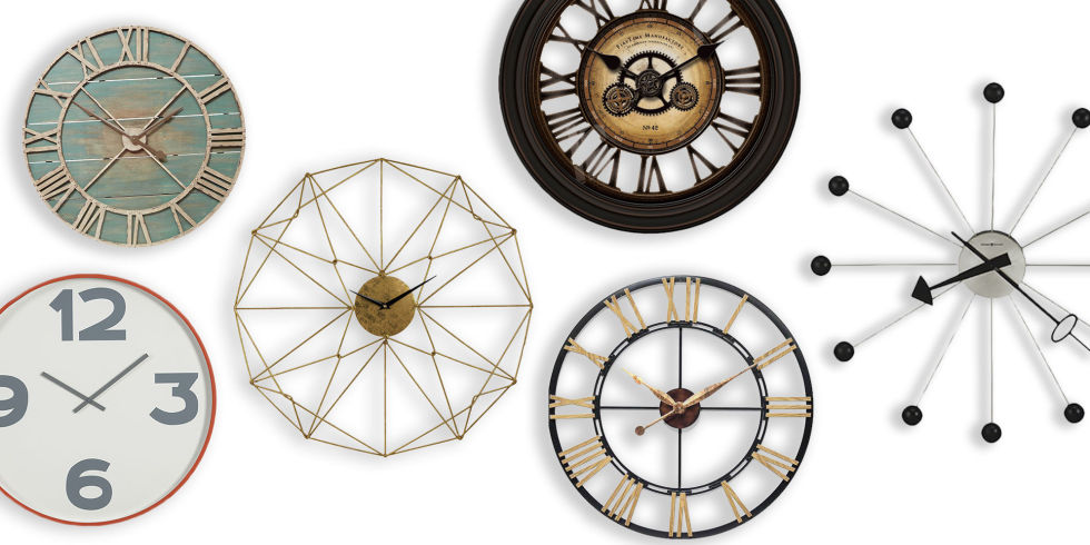 oversized wall clocks