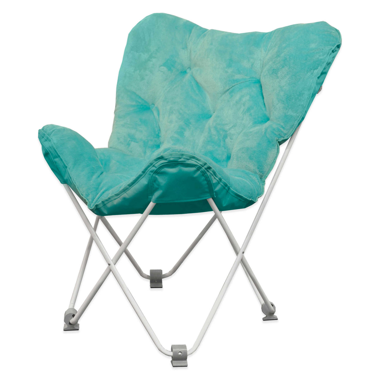 Fuzzy saucer chairs for adults