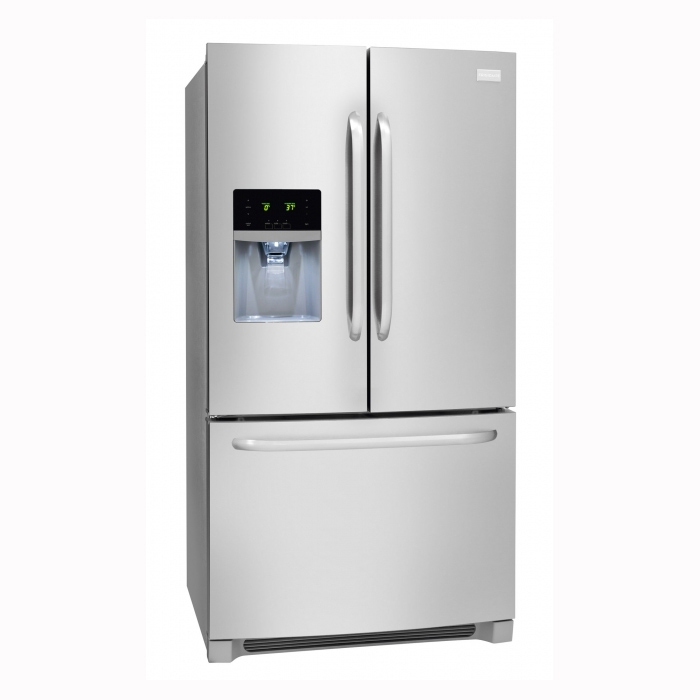 11 best stainless steel refrigerators in 2017 top french. Black Bedroom Furniture Sets. Home Design Ideas