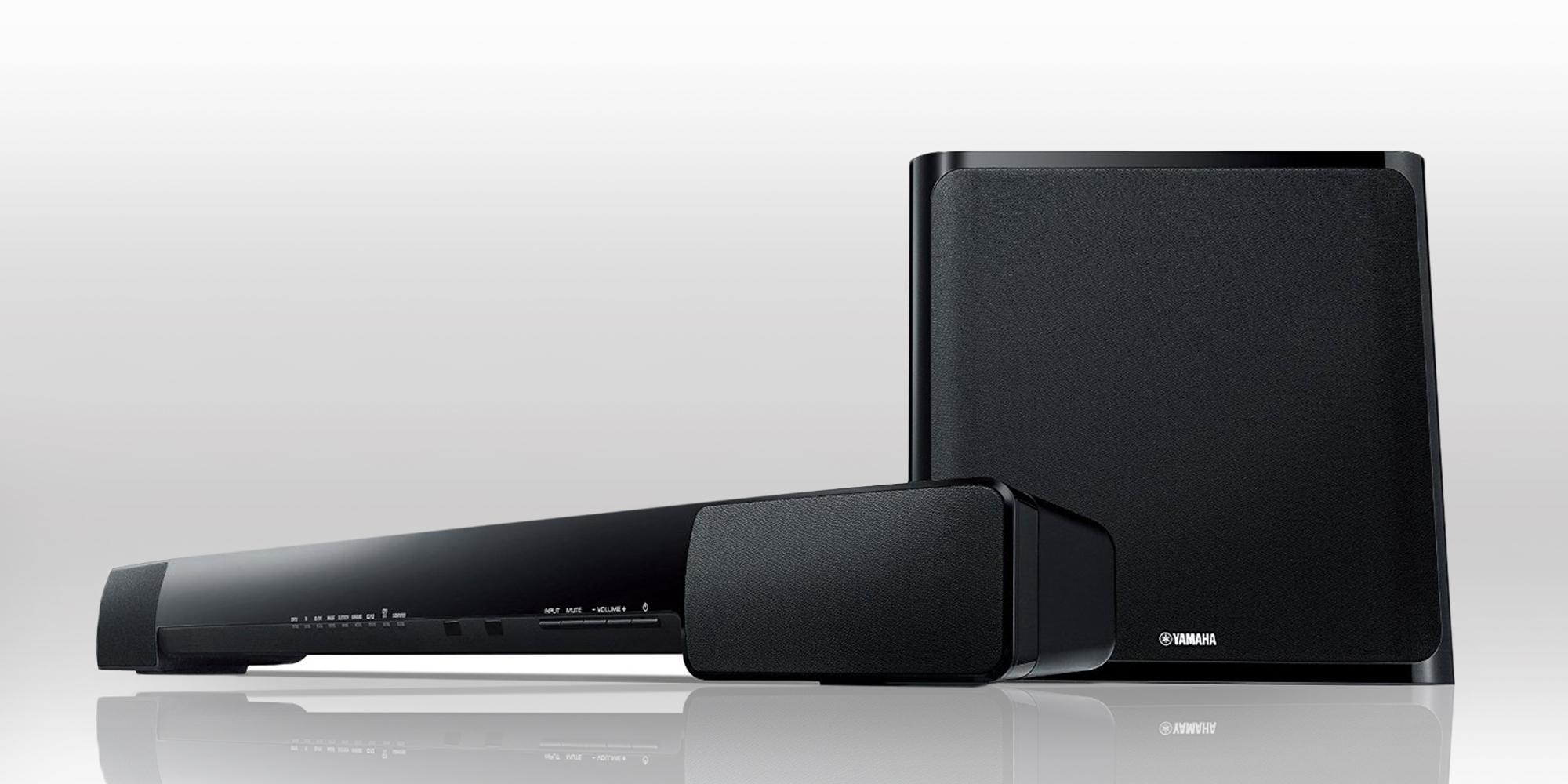 Wireless sound bar reviews 10 best wireless sound bars for Best buy yamaha sound bar