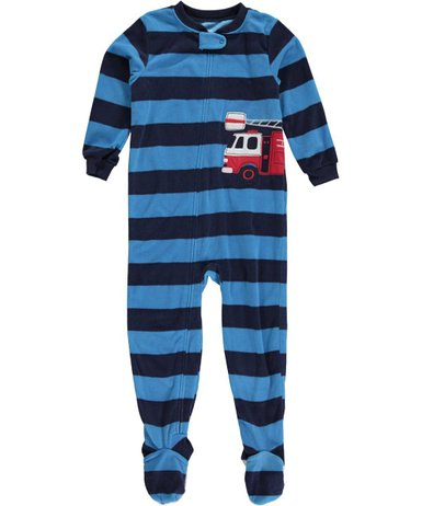 10 Best Pajamas For Boys in 2017 - Flannel, Fleece and Footed Boys ...