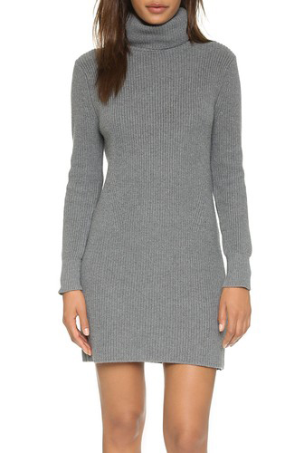 11 Best Sweater Dresses for Fall 2017