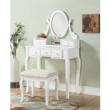 9 Best Makeup Vanities of 2017 - Makeup Tables and Vanity Sets for Girls