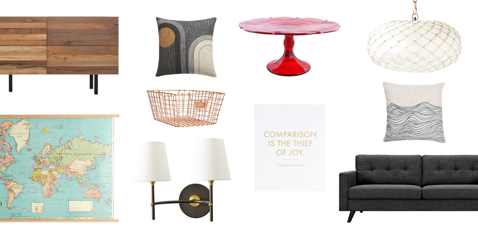 Top 10 home decor trends of 2015 most popular home for Trendy home accessories