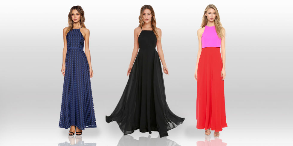 10 Long Formal Gowns Under $500 - Winter Evening Gowns and Dresses
