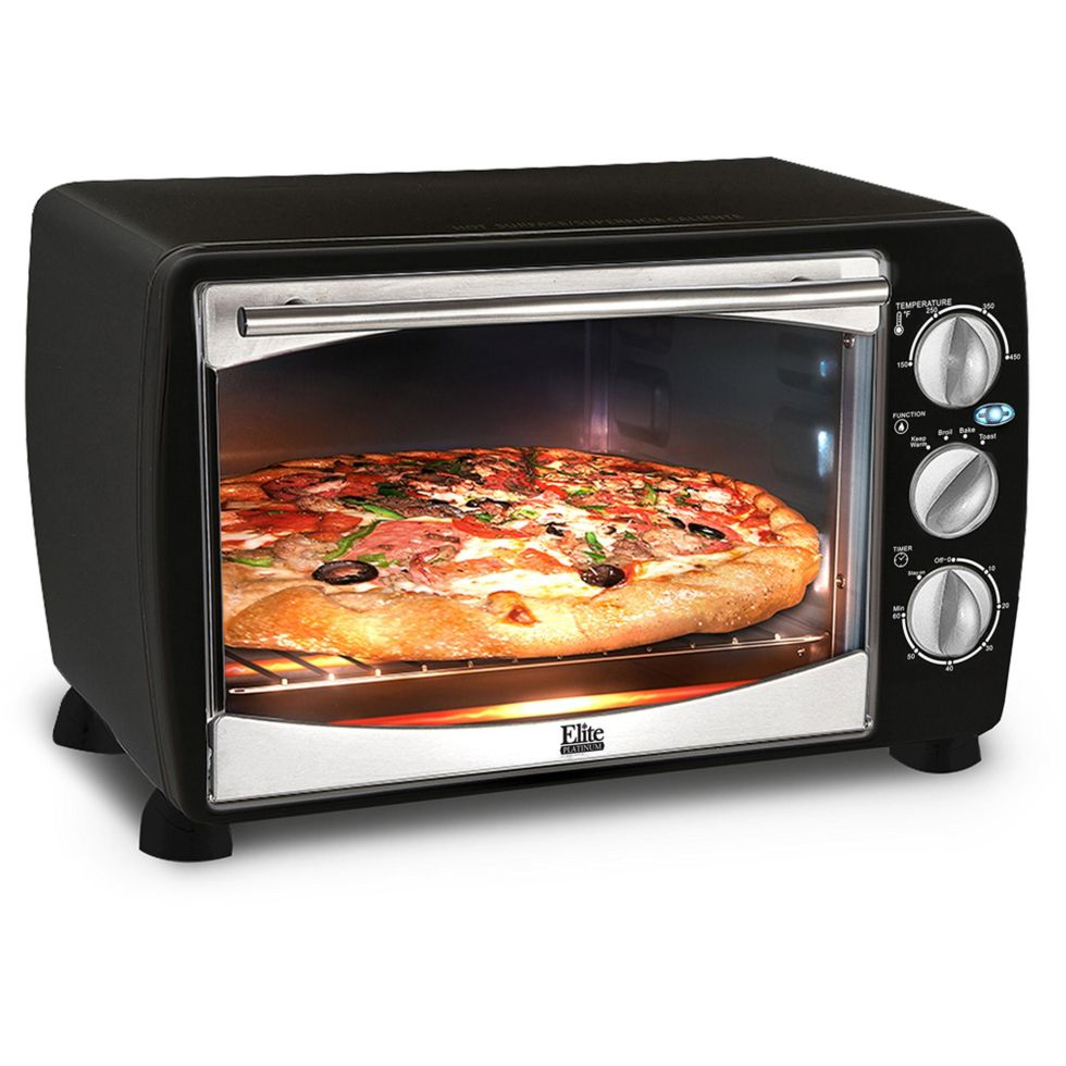 Under the cabinet toaster oven - 9 Best Toaster Oven Reviews 2017 Top Black Decker Cuisinart Oster