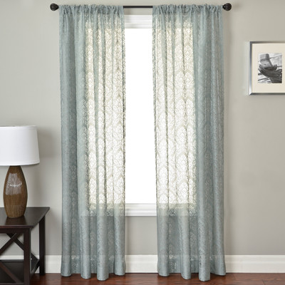 Curtains Ideas cheap lace curtain panels : 10 Best Lace Curtains in 2017 - Classic Sheer Lace Curtains ...