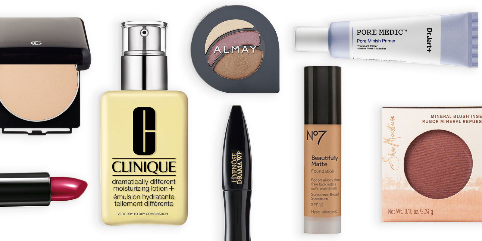 9 Hypoallergenic Makeup Products Best Hypoallergenic