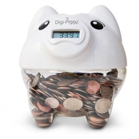 Teaching kids about money. Piggy bank basics. In a rapidly changing world, teaching your children about managing money has never been more important.