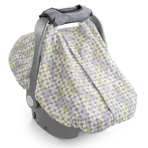 Yellow Infant Car Seat Covers