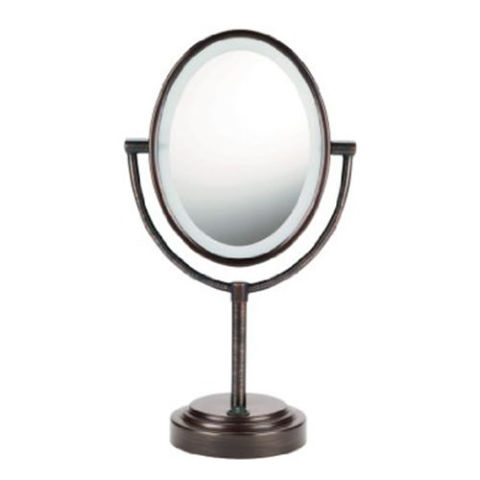 Conair Oval Double Sided Lighted Mirror. 9 Best Lighted Makeup Mirrors in 2017   Makeup and Vanity Mirrors