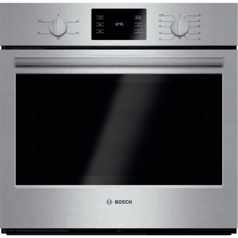 Single Oven Electric Cooker Part - 22: 9 Best Electric Wall Ovens In 2017 - Single And Double Wall Oven Reviews
