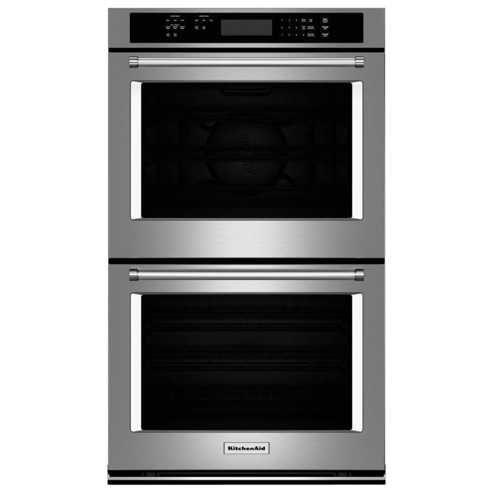 Best Home Kitchen Appliances 9 Best Electric Wall Ovens In 2017 Single And Double Wall Oven