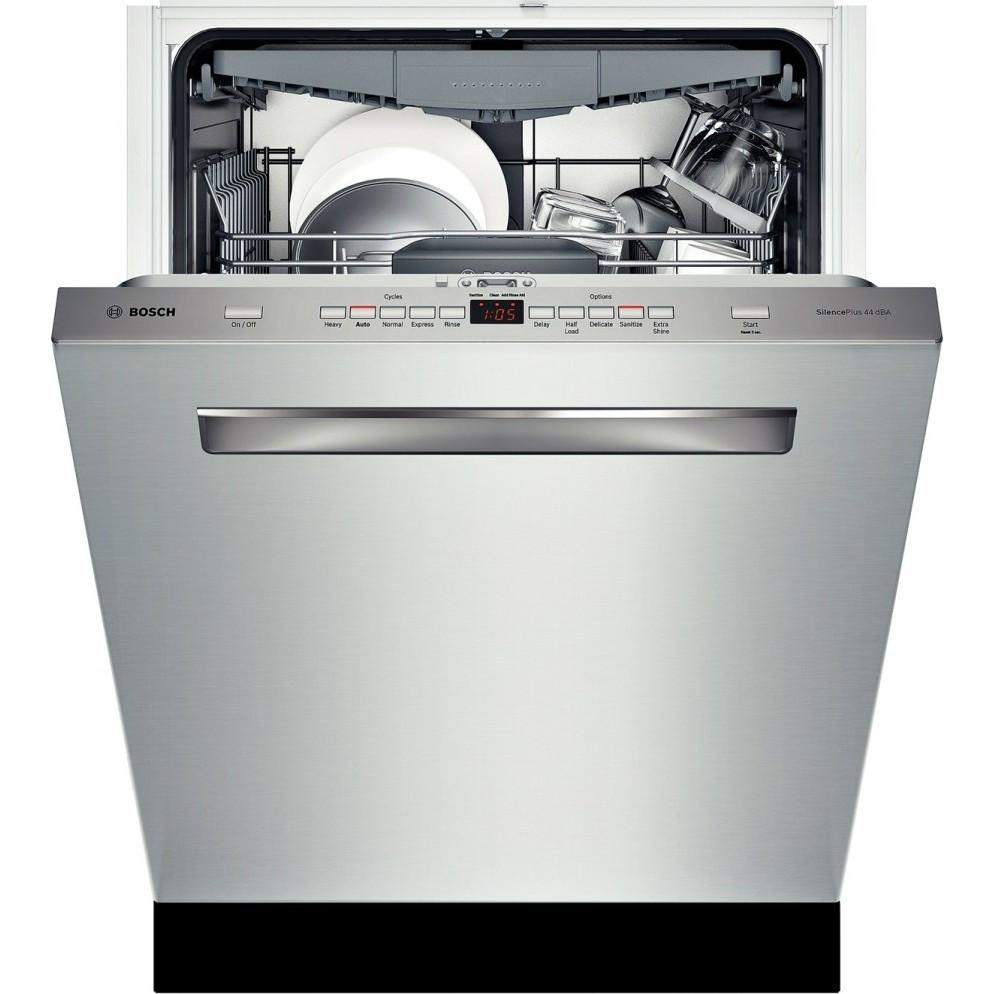 bosch dishwasher manual silence plus 50 dba