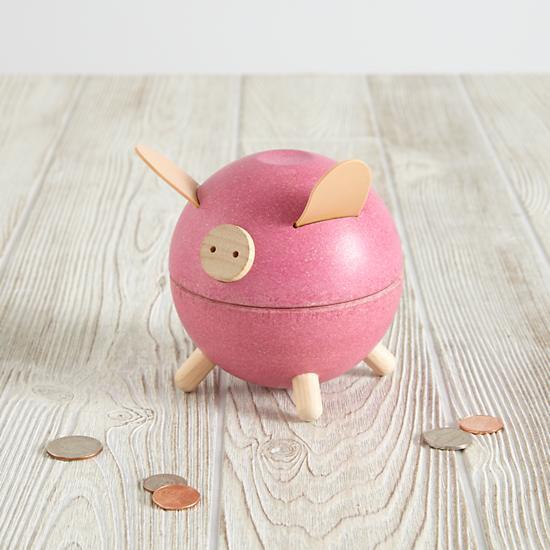 10 piggy banks for kids cute plastic and ceramic piggy banks for Childrens piggy bank