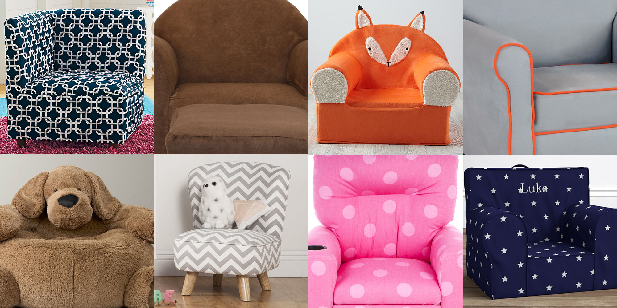 11 best kids upholstered chairs in 2018 upholstered for Small stuffed chairs