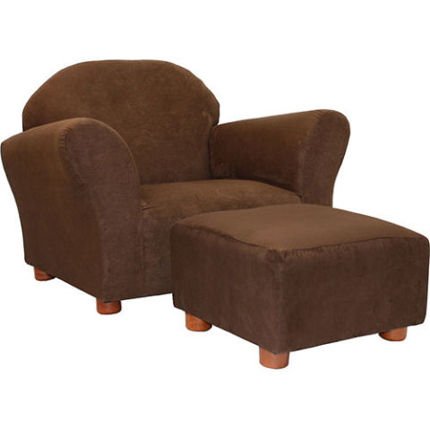 KEET Roundy Chair With Ottoman