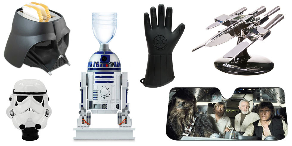 best star wars stuff - 11 cool star wars items and decor for everyone