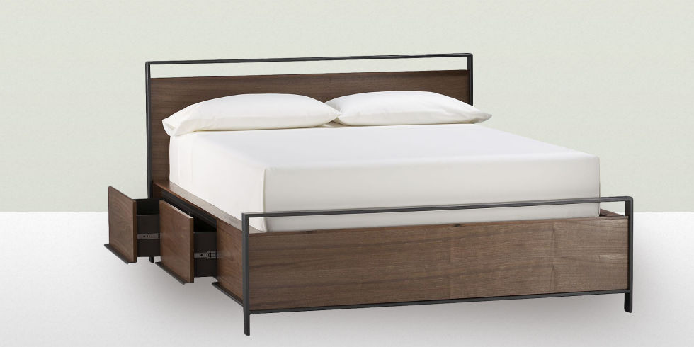 bowery king storage bed 2