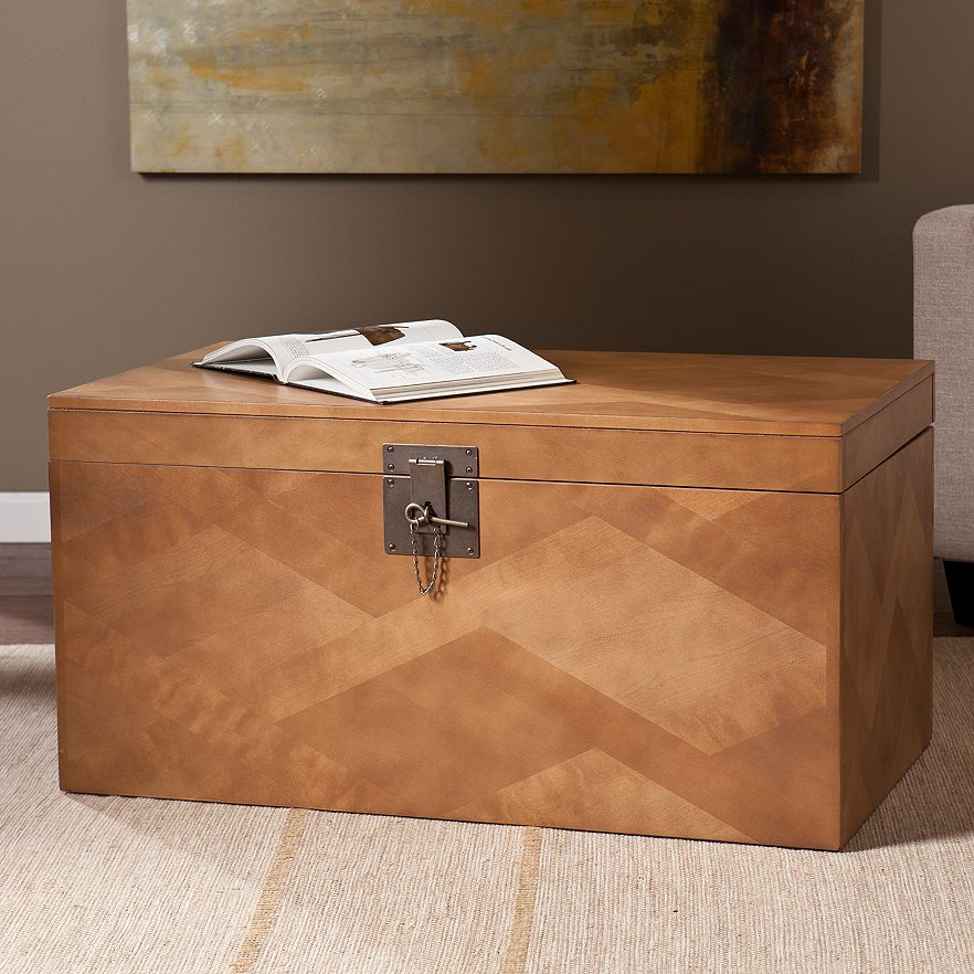 10 Best Trunk Coffee Tables In 2017   Storage Trunk Coffee Tables And Ideas