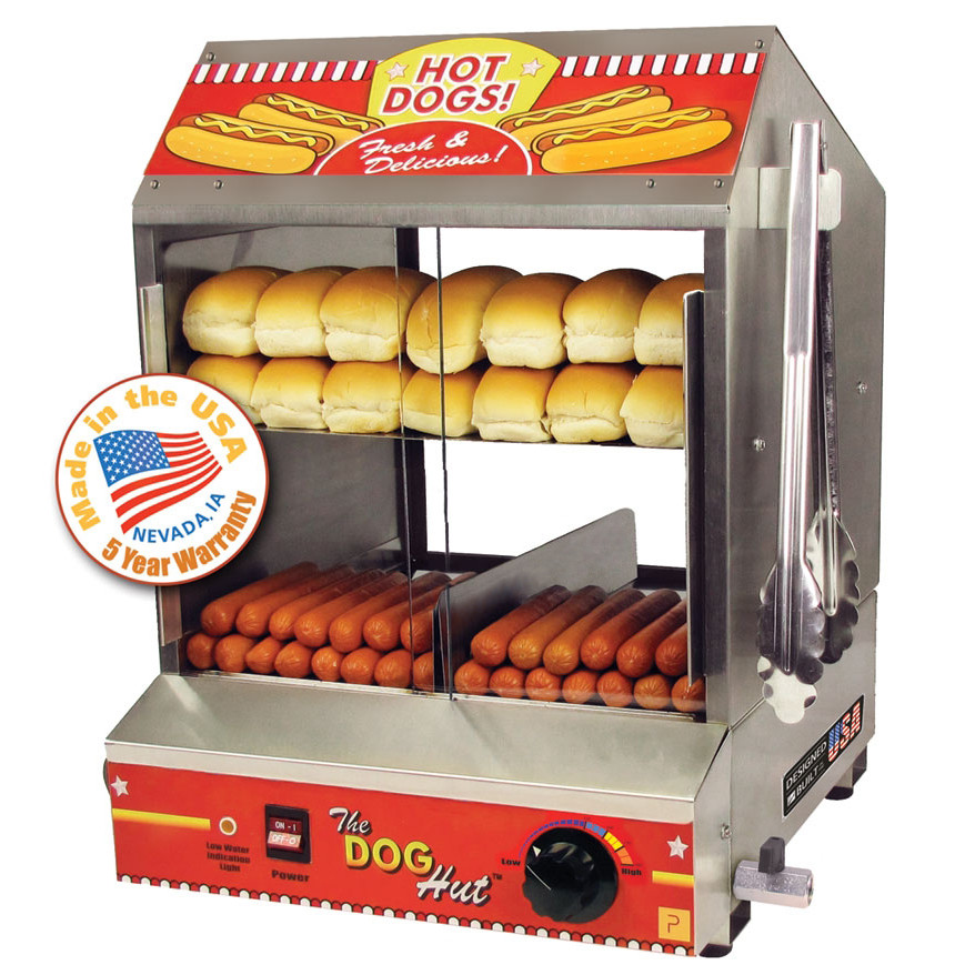 Best Hot Dog Steamers Cookers Reviews Of Classic And - Diy bun warmer